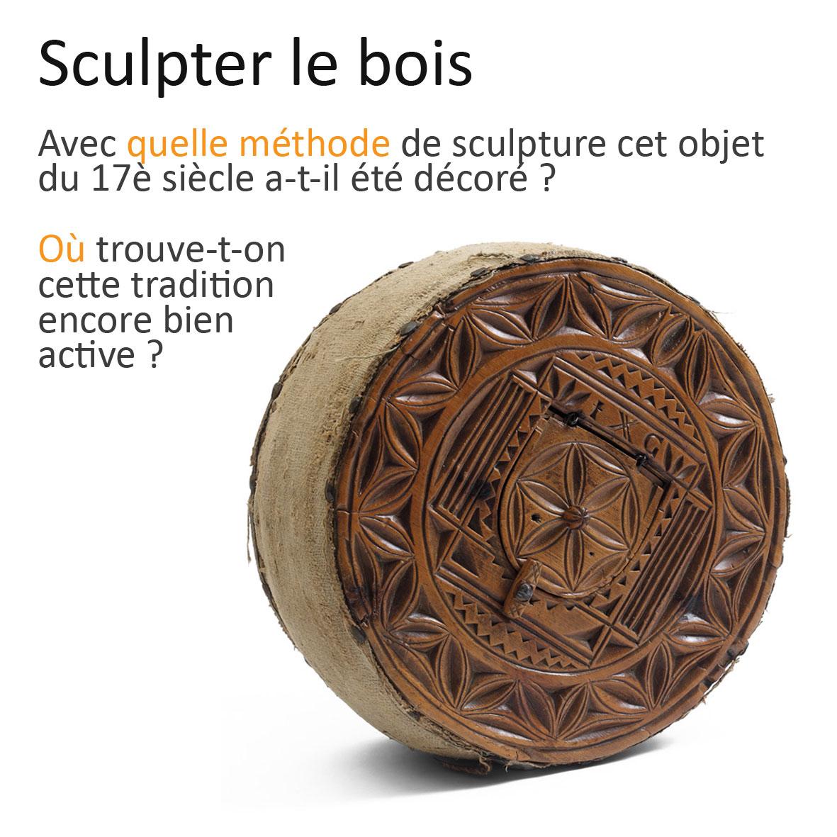 Quiz sculpture sur bois  Ecoute le Bois ~ Sculpter Le Bois